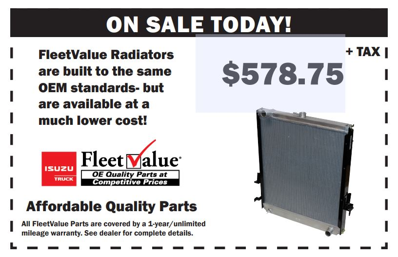 FleetValue Radiators